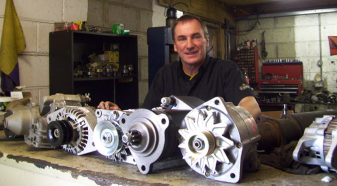 Pat Lalor - Alternators, Car Electrics, Starters